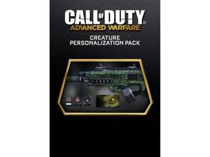 Call of Duty: Advanced Warfare - Creature Personalization Pack [Online Game Code]