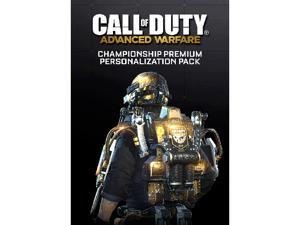 Call of Duty: Advanced Warfare - Championship Premium Personalization Pack [Online Game Code]