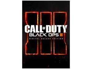 Call of Duty Black Ops III Digital Deluxe Edition For PC [Digital Code]