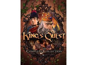 King's Quest Complete Collection [Online Game Code]