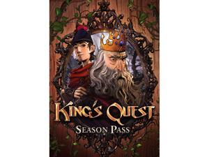 King's Quest Season Pass [Online Game Code]