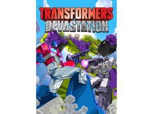 TRANSFORMERS: Devastation [Online Game Code]