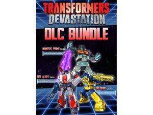 TRANSFORMERS: Devastation - DLC Bundle [Online Game Code]