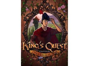 Kings Quest: Chapter 3 Once Upon a Climb [Online Game Code]