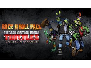 TMNT: Mutants in Manhattan - Rock N Roll Pack [Online Game Code]