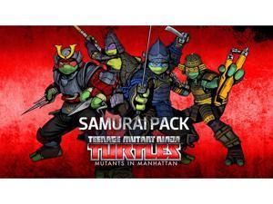 TMNT: Mutants in Manhattan - Samurai Pack [Online Game Code]