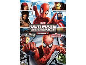 Marvel Ultimate Alliance Bundle [Online Game Code]