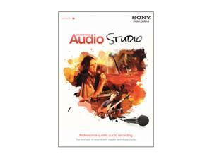 SONY Sound Forge Audio Studio 10