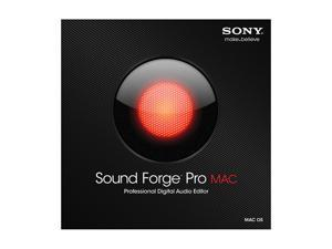 SONY Sound Forge Pro Mac