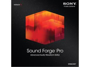 SONY Sound Forge Pro 11 - Digital Code