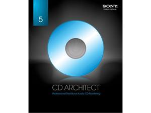 SONY CD Architect 5.2 - Digital Code