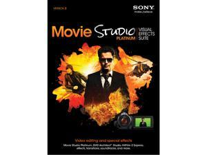 SONY Movie Studio Platinum Visual Effects Suite 2 - Digital Code