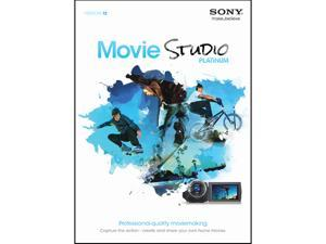 SONY Movie Studio Platinum 12 - Digital Code