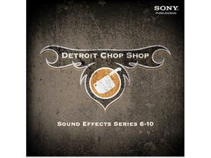 SONY The Detroit Chop Shop Series 6-10 - Digital Code