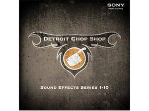 SONY The Detroit Chop Shop Series 1-10 - Digital Code