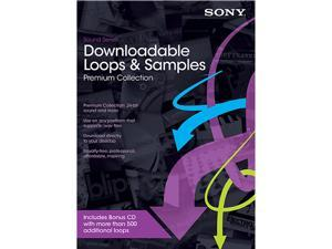 SONY Downloadable Loops Premium Collection  - Digital Code