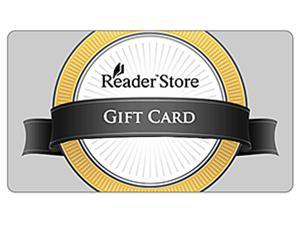 SONY eBooks Reader Store $25 Gift Card - Email Delivery