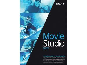 SONY Movie Studio 13 Suite - Download