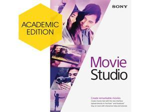 SONY Academic Movie Studio 13 - Download