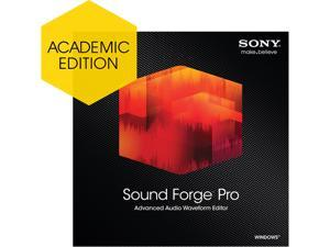 SONY Academic Sound Forge Pro 11 - Download