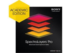 SONY Academic SpectraLayers Pro 2 - Download