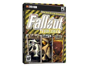 Fallout Trilogy - 3 Pack PC Game
