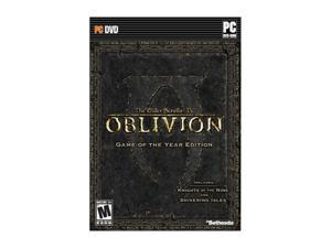 The Elder Scrolls IV: Oblivion Game of the Year Edition PC Game