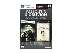 Fallout 3 & Oblivion Double Pack PC Game