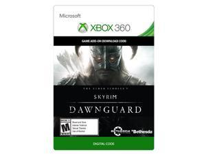 The Elder Scrolls V: Skyrim: Dawnguard XBOX 360 [Digital Code]
