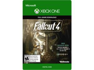 Fallout 4 XBOX One [Digital Code]