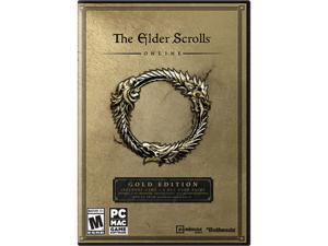 The Elder Scrolls Online: Gold Edition Software - PC Games