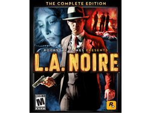 L.A. Noire Complete Edition [Online Game Code]