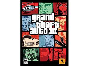 Grand Theft Auto III [Online Game Code]