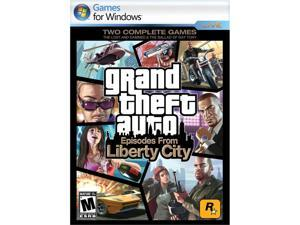 Grand Theft Auto: Episodes from Liberty City [Online Game Code]