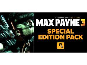 Max Payne 3: Special Edition Pack [Online Game Code]
