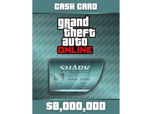 Grand Theft Auto Online: Megalodon Shark Cash Card - XBOX 360 [XBOX Live Credit]