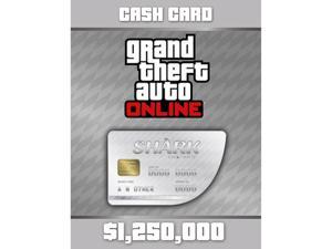Grand Theft Auto Online: Great White Shark Cash Card [Digital Code]