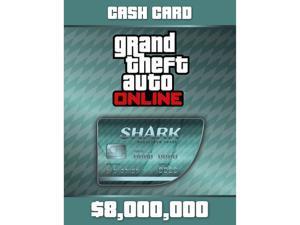 Grand Theft Auto Online: Megalodon Shark Cash Card [Digital Code]