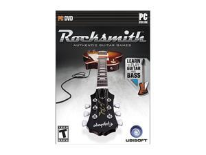 Rocksmith Guitar And Bass PC Game