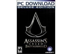 Assassin's Creed Brotherhood Deluxe Edition [Online Game Code]