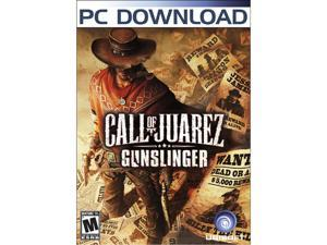 CALL OF JUAREZ Gunslinger [Online Game Code]