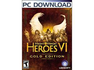 Might & Magic: Heroes VI - Gold Edition [Online Game Code]