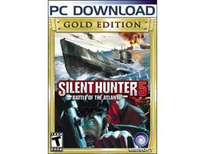 Silent Hunter 5 Battle of the Atlantic Gold Edition [Online Game Code]