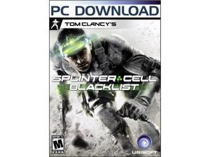 Tom Clancy's Splinter Cell Blacklist [Online Game Code]