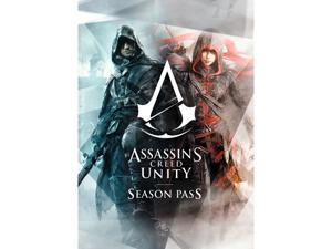 Assassin's Creed Unity Season Pass [Online Game Code]