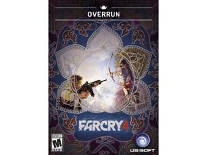 Far Cry 4 DLC 3 Overrun [Online Game Code]