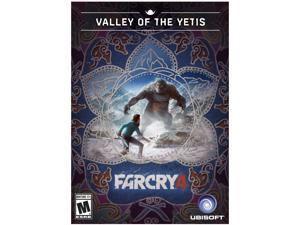 Far Cry 4 DLC 4 Valley of the Yetis [Online Game Code]