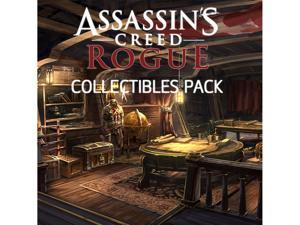 Assassin's Creed Rogue Time Saver Collectibles Pack [Online Game Code]