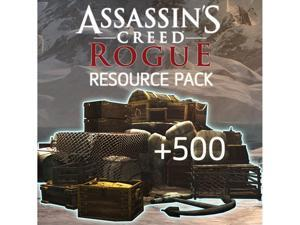 Assassin's Creed Rogue Time Saver Resources Pack [Online Game Code]