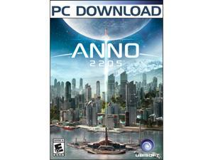 Anno 2205 Standard Edition [Online Game Code]